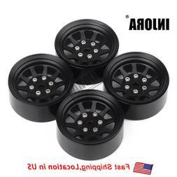"""1.9"""" Alloy Beadlock Wheel Rims for 1/10 RC Axial SCX10 90046"""