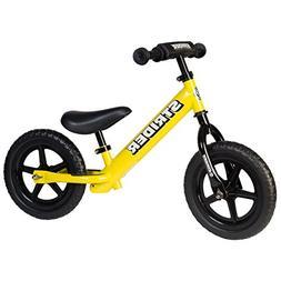 Strider 12 Sport No-Pedal Balance Bike - Yellow