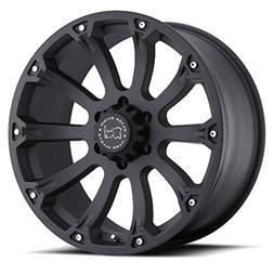 Black Rhino 1790SID-26135B87 SIDEWINDER Black Wheel