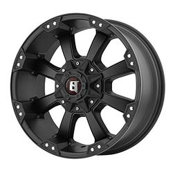 18X9 BALLISTIC 845 MORAX, Bolt Pattern:  or , Offset: , Fini