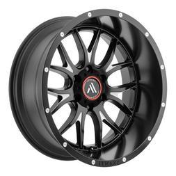 20 Inch 20x9 Asanti Off Road Wheels Rims AB807 AB807 Satin B