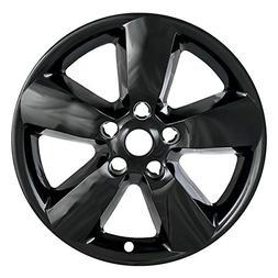 "2013 2014 2015 Dodge RAM 1500 20"" Black Wheel Skins / Hubcap"