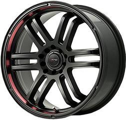 Drifz 207B FX Black Wheel