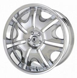 20x10 Konig Blix-3  Wheels/Rims 5x120