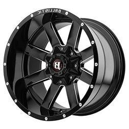 22X12 BALLISTIC 959 RAGE, Bolt Pattern:  or , Offset: , Fini