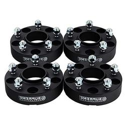 """Supreme Suspensions -  1.5"""" Hub Centric Wheel Spacers Fits 2"""