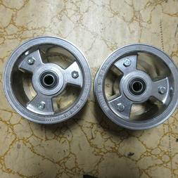 """5"""" Go Kart, Go Cart Rims # 1144 W/Ball Bearings Aluminum Whe"""