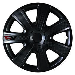 Alpena 58260 VR Carbon Wheel Cover Kit - Black - 16-Inch - P