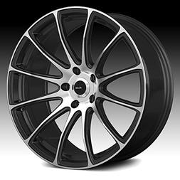 Advanti Racing 85MB Svelto 20x9 5x108 +40mm Black/Machined W