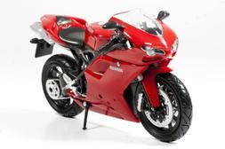 D/c 1:12 Scale Model Motorbike One Supplied