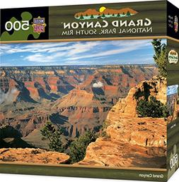 MasterPieces Grand Canyon South Rim 550-Piece Jigsaw Puzzle