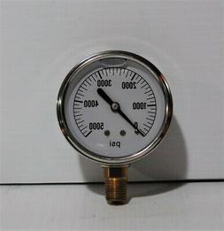 Pressure Washer Gauge 758 974 pressures