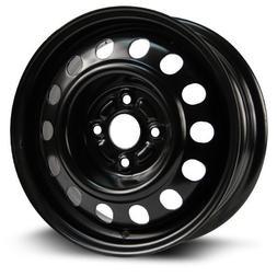 RTX, Steel Rim, New Aftermarket Wheel 14x5.5, 4-100, 54.1, 4
