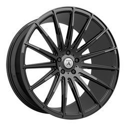 Asanti Black ABL-14 20x8.5 Black Wheel / Rim 5x112 with a 38