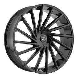 Asanti Black ABL-18 28x10 Black Wheel / Rim 6x135 & 6x5.5 wi