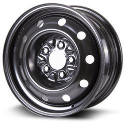 AFTERMARKET Steel Rim 15X6.5, 5X114.3, 71.5, 40, black finis