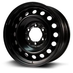 Aftermarket Steel Rim 16X7, 6X139.7, 106, +30, black finish