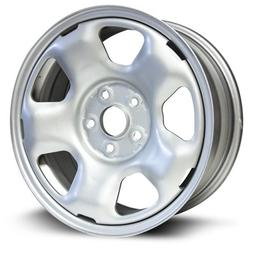 Aftermarket Steel Rim 17X7.5, 5X120, 64.1, +42, grey finish