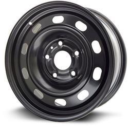 Aftermarket Steel Rim 17X7, 5X139.7, 78.1, +30, black finish