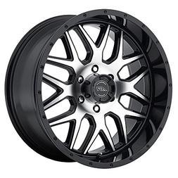 American Racing AR910 18x9 Machined Black Wheel / Rim 6x120