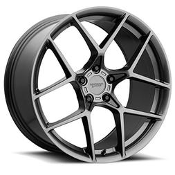 American Racing AR924 Crossfire 20x9 5x115 +20mm Graphite Wh