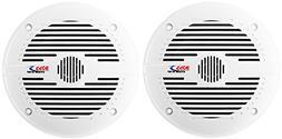 BOSS Audio MR60W 200 Watt , 6.5 Inch, Full Range, 2 Way Weat