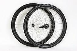 MANGO 26 inch Coaster Brake Wheel Set Beach Cruiser Bike Bic