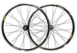 CROFT Comp 29er/700c MTB Bike Rim/Disc Wheelset 24/24H QR 7-