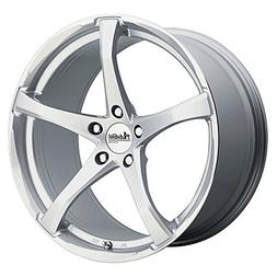 Advanti Racing Denaro 19 Silver Wheel / Rim 5x4.5 with a 40m