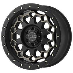 Black Rhino Diamante 17x9 Black Bronze Wheel / Rim 8x6.5 wit