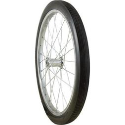 Marathon Tires Flat-Free Tire on Steel Spoke Rim - 3/4in. Bo