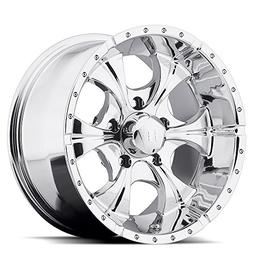 Helo HE791 Chrome Wheel -
