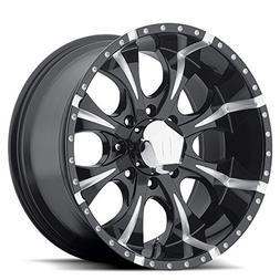 HELO HE791 Maxx Rim 20x10 8x170 Offset -12 Gloss Black Mille
