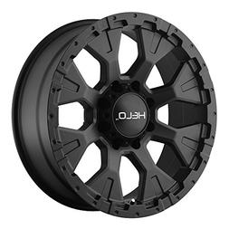 Helo HE878 Wheel with Satin Black Finish