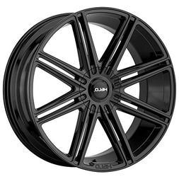 Helo HE913 24x10 6x135/6x139.7  +30mm Gloss Black Wheel Rim
