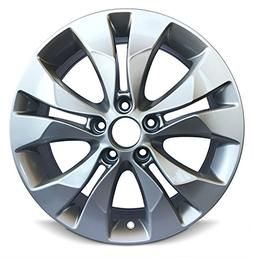 Honda CR-V 17 Inch 5 Lug 10 Spoke Alloy Rim/17x6.5 5-114.3 A