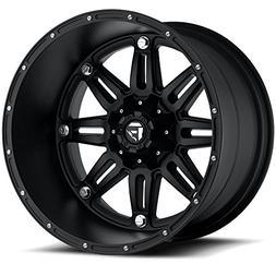 Fuel Offroad Hostage Black Wheel