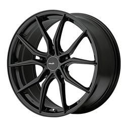 Advanti Racing Hybris 17 Black Wheel / Rim 5x115 with a 36mm