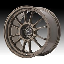 Konig Hypergram 17x9 Bronze Wheel / Rim 5x100 with a 40mm Of