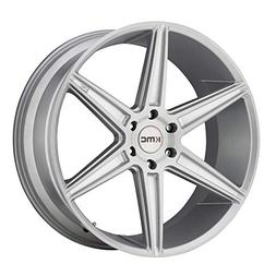 KMC PRISM TRUCK BRUSHED SILVER PRISM TRUCK 24x10 6x135.00 BR
