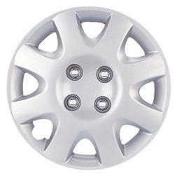 Drive Accessories KT895-14SL 14-Inch Plastic Wheel Cover, Si