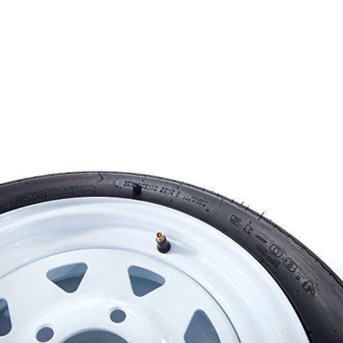 "MILLION 14"" ST205/75D14 Tire Mounted circle,"