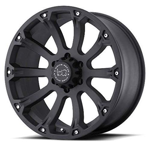 1790sid 26135b87 sidewinder black wheel 17x9 6x135mm