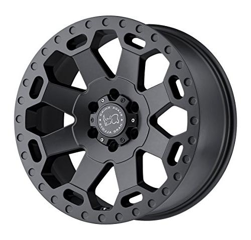 warlord grey wheel with painted finish 17