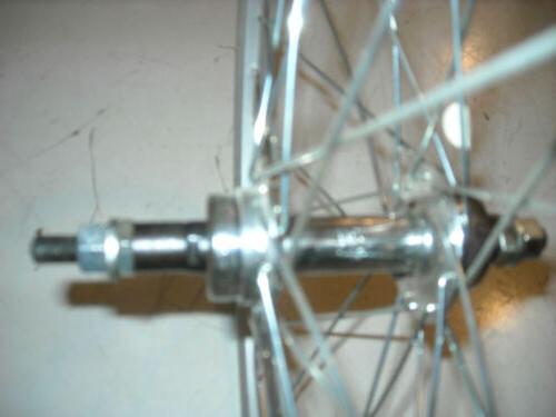 """20"""" ALUMINUM BICYCLE RIM/HUB BIKE B61"""