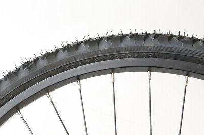 """26"""" Hybrid Bike Wheelset Tires Aluminum NEW"""