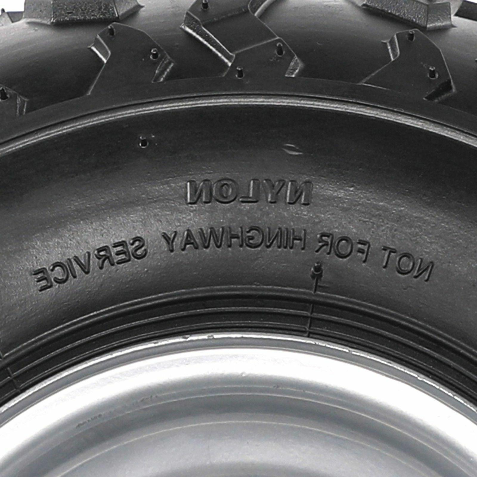 "Rim 110cc kart 6"" Tyre Mower"