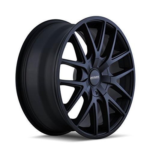 Touren TR60 3260 Wheel with Black Finish