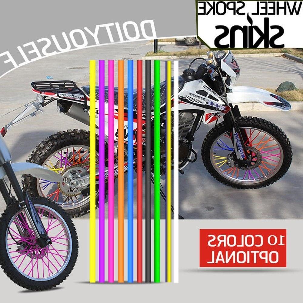 36Pcs/set Bike Dirt Decoration Wraps Skins Covers Decoration