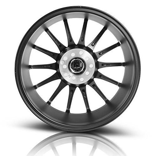MaxAuto 5x114.3, Matte Black Rims Wheels 1986-2017 Toyota Camry 1998-2002 2014 2017 2003-2017 Corolla Honda